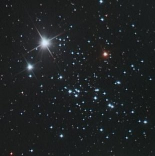 Caldwell C13 (NGC 457) Owl Cluster