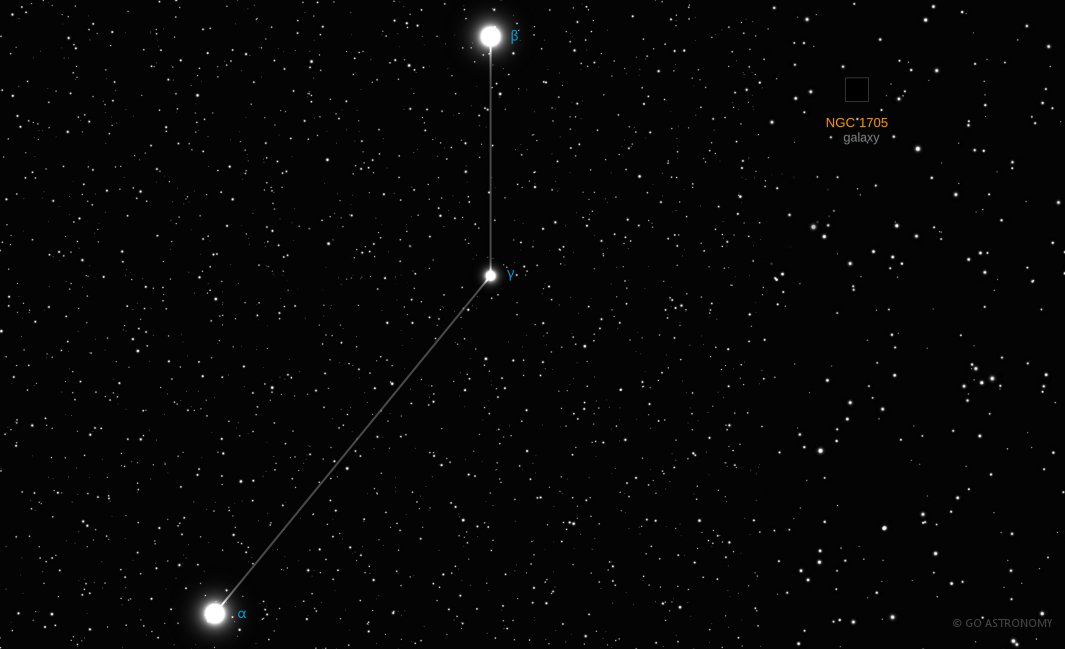 Constellation Pictor