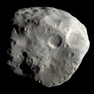 Epimetheus moon