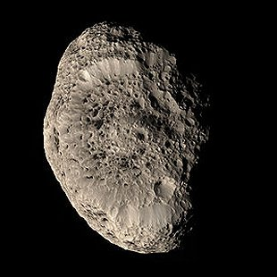 Hyperion moon