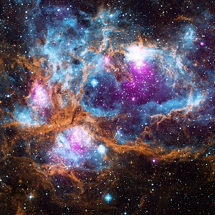 War and Peace Nebula