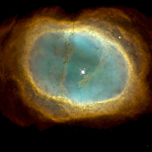 Eight-burst Nebula