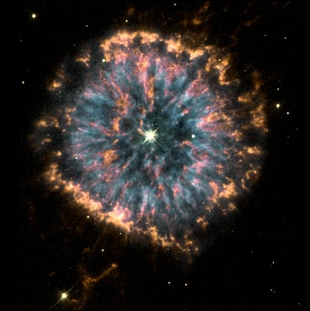 Glowing Eye Nebula
