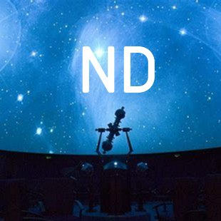 ND planetariums