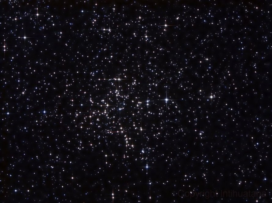 Messier 38 Starfish Cluster