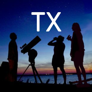 TX astronomy clubs