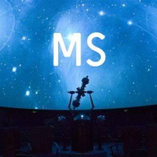 MS planetariums